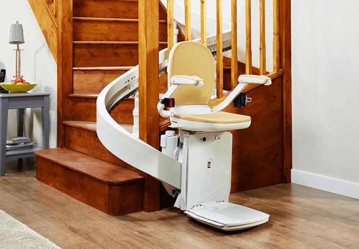 Curved Stair Lifts for Bluefield, and Surrounding Areas