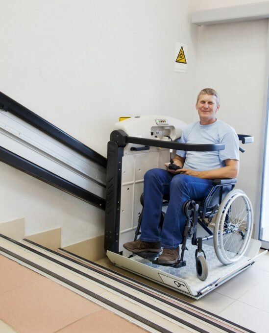 Wheelchair lift in Rocky Mount